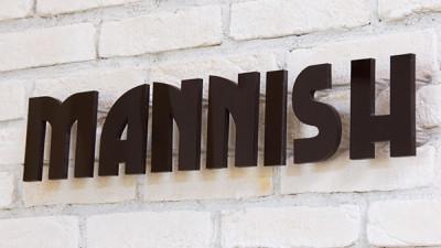 MANNISHのオススメ